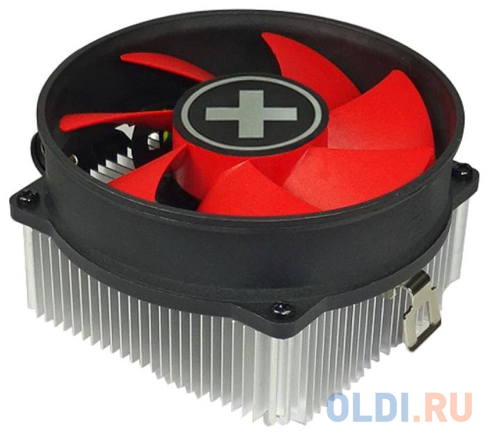 Кулер для процессора Xilence A250PWM Socket AM2/AM2+/AM3/AM3+/FM1/AM4/FM2/FM2+/754/939/940 XC035 кулер для процессора deep cool gammaxx 300 socket 1155 1156 1366 fm1 fm2 am3 am2 939 754 медь