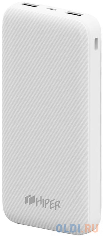 Аккумулятор HIPER Внешний аккумулятор HIPER SPX20000 WHITE