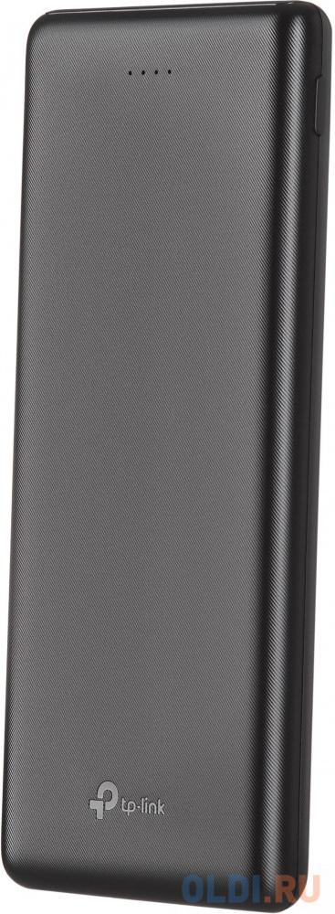 Внешний аккумулятор Power Bank 10000 мАч TP-LINK TL-PB10000 черный