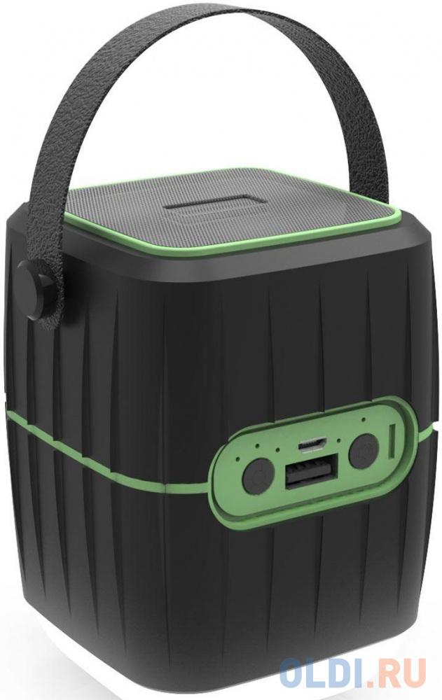 Колонки RITMIX RPB 8800LT black+green