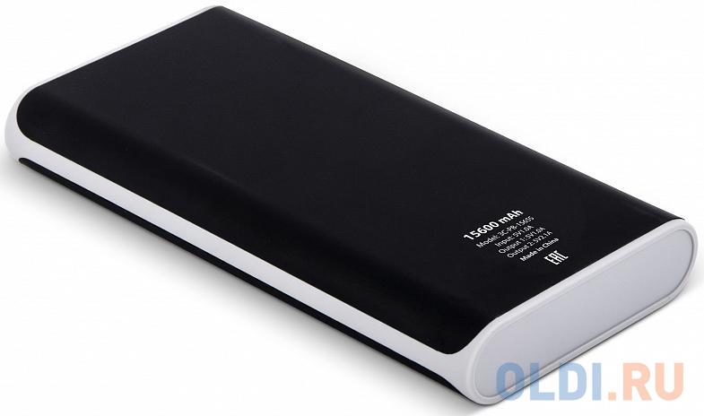 Фото - Внешний аккумулятор 3Cott 3C-PB-156SS, Storm Series, емкость 15600 мАч, вх.: 5В1А, вых1: 5В1А, вых2: 5В2.1А, прорезиненное покрытие, черный + серый портативное зарядное устройство 3cott 3c pb 104ss 10400mah черный серый
