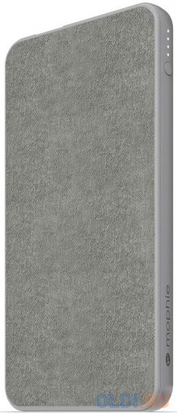 Внешний портативный аккумулятор Mophie Powerstation 5K. Емкость5000 мАч. Цвет серый..