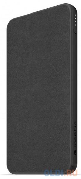 Внешний портативный аккумулятор Mophie Powerstation 5K. Емкость5000 мАч. Цвет черный..