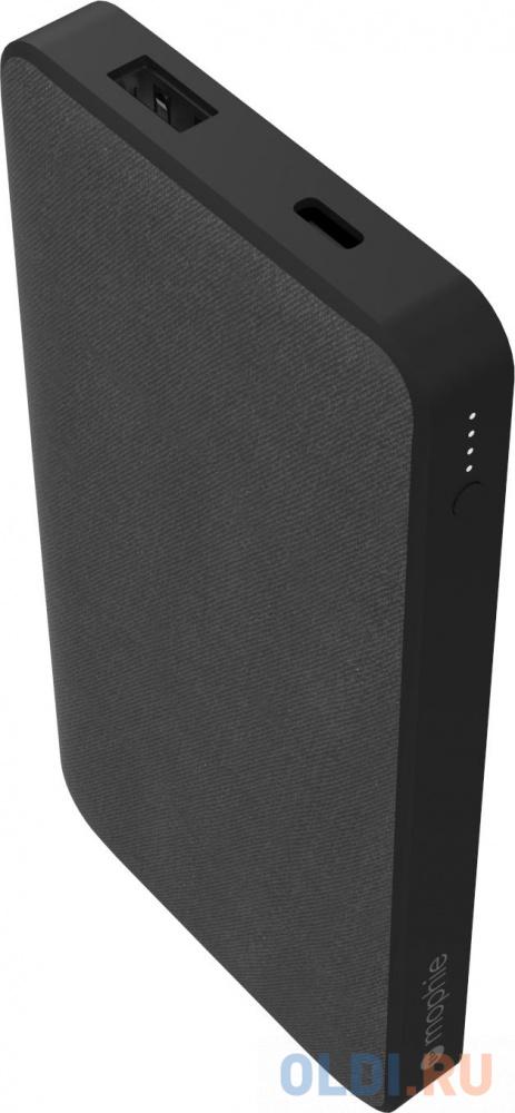 Внешний портативный аккумулятор Mophie Universal Battery Powerstation with PD 10K. Порты: USB Type-A USB Type-C. Тип аккумулятора: литий-полимерный. Емкость аккумулятора: 10 000 мАч. Питание от USB. Внешняя отделка: ткань. Цвет: розовый..