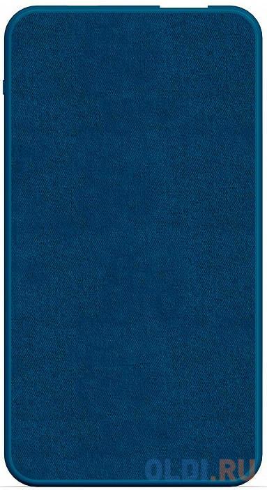 Внешний портативный аккумулятор Mophie Powerstation 5K. Емкость5000 мАч. Цвет темно-синий..
