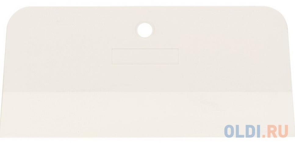 Шпатель, белая резина, 180 мм Россия </div> <div class=
