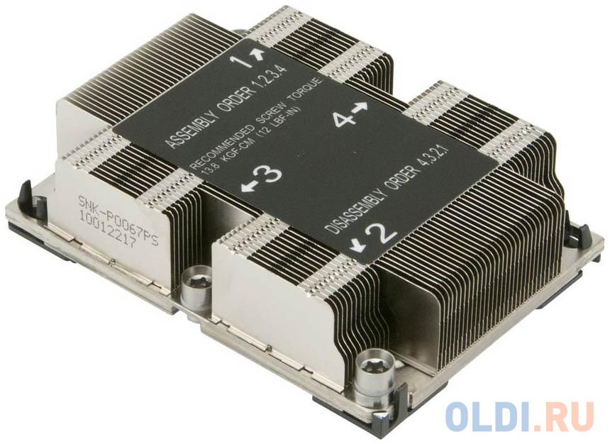 Радиатор SuperMicro SNK-P0067PS