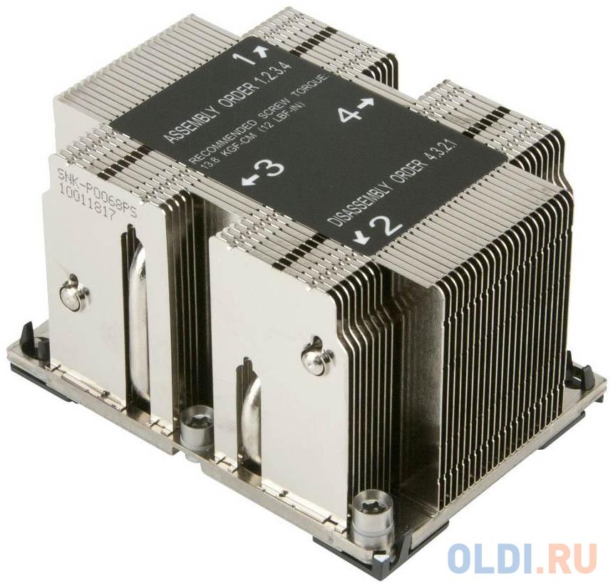 Радиатор SuperMicro SNK-P0068PS
