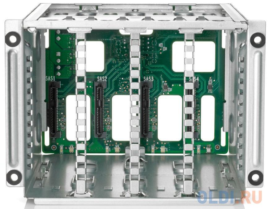 Корзина для жестких дисков HPE 874566-B21 ML350 Gen10 4LFF Hot Plug Drive Kit