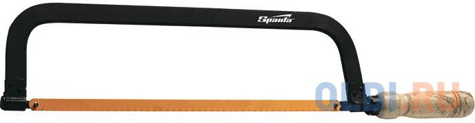 Фото - Ножовка по металлу, 300 мм, деревянная ручка// Sparta нож складной 200 мм загнутое лезвие деревянная ручка sparta