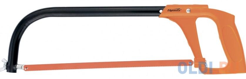 Ножовка по металлу, 250-300 мм, металлическая ручка// Sparta ножовка по металлу sparta 775765 300 мм
