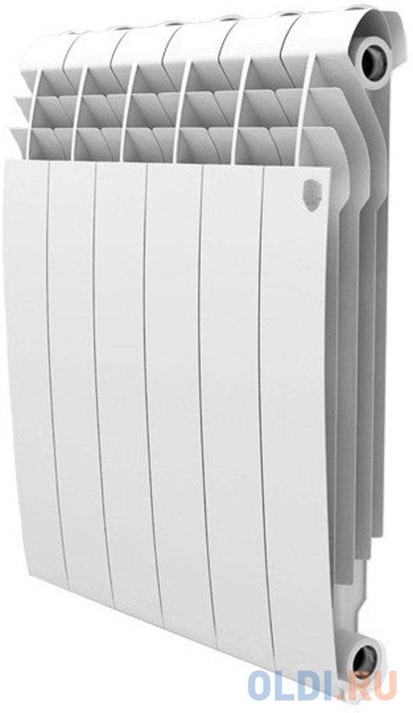 Радиатор Royal Thermo Biliner Alum 500 - 10 секц. радиатор алюминиевый royal thermo biliner alum 500 10 секций