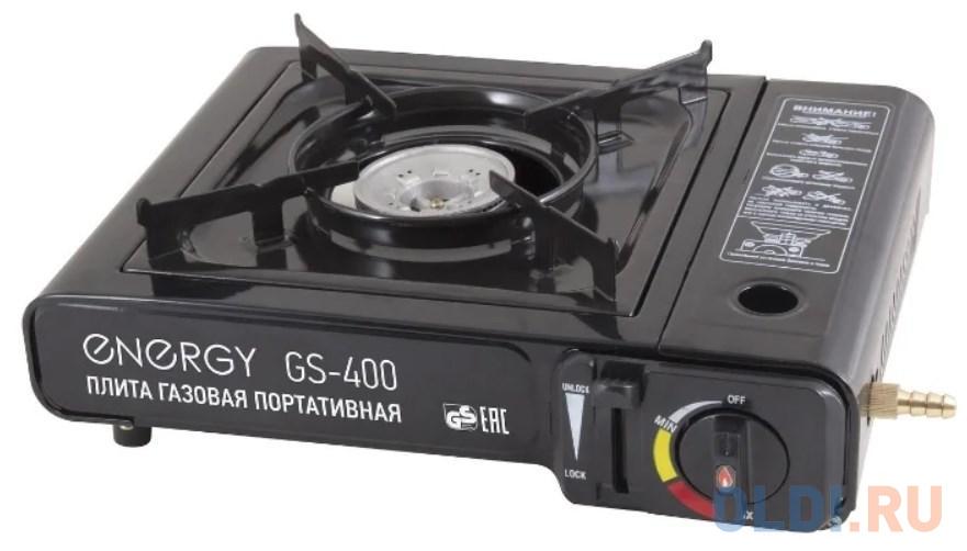 Газовая плита Energy GS-400 черный.