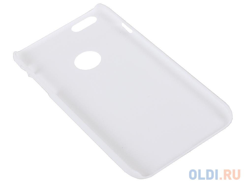Фото - Накладка Nillkin Super Frosted Shield для Iphone 6 Plus (Цвет-белый), T-N-Iphone6P-002 t n mm5n 002