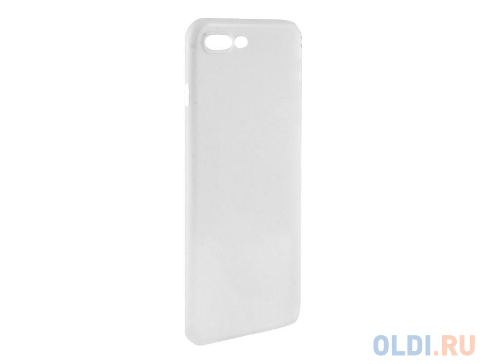 Крышка задняя для  iPhone 7 Plus slim белая IQ Format