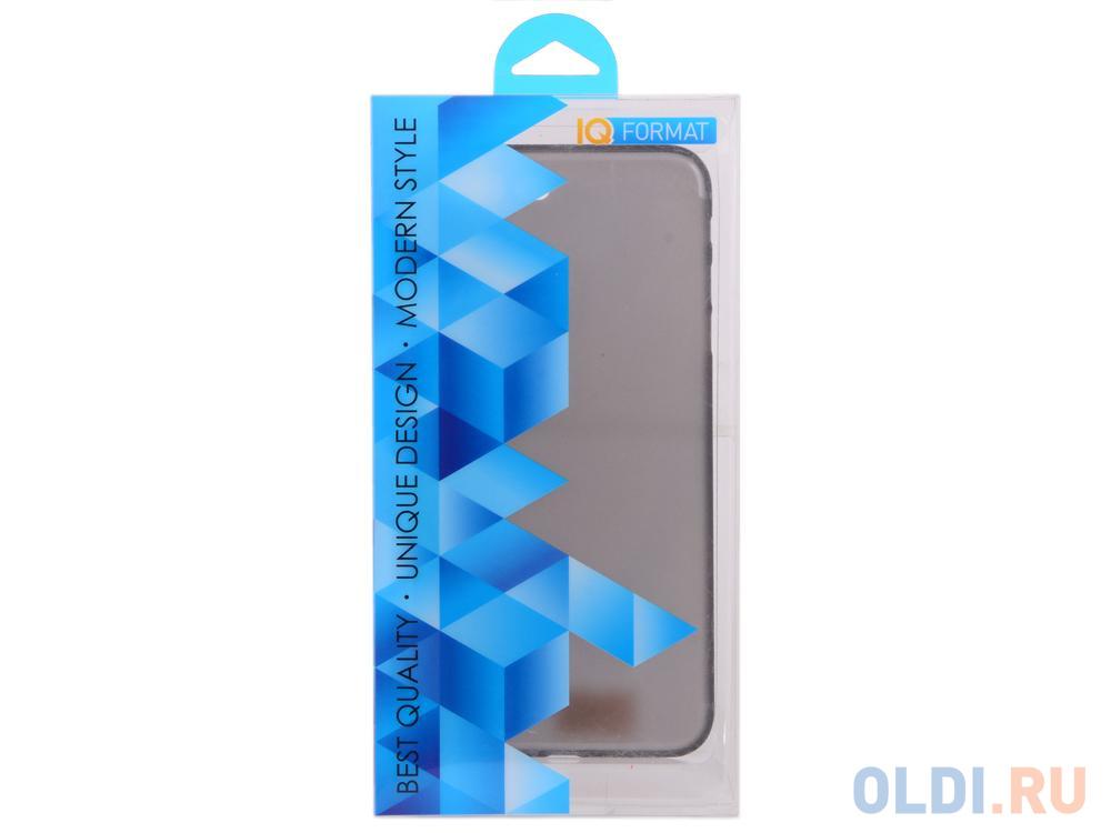 Крышка задняя для  iPhone 7 Plus slim черная IQ Format