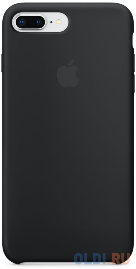 Чехол Apple MQGW2ZM/A для iPhone 7 Plus iPhone 8 Plus чёрный
