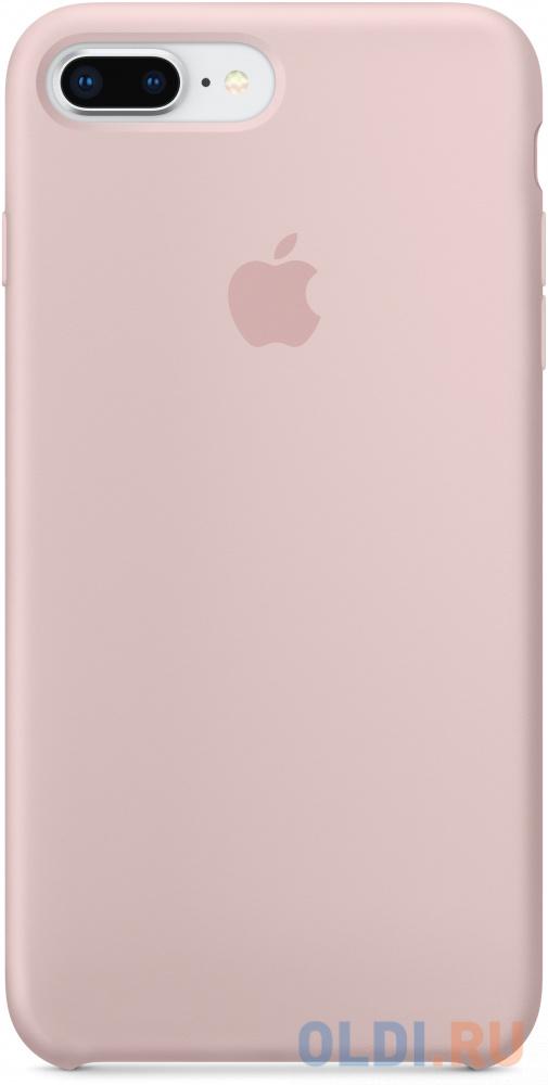 Фото - Чехол-накладка Apple MQH22ZM/A для iPhone 7 Plus iPhone 8 Plus розовый чехол накладка yoho ypzch678p для apple iphone 6 plus iphone 6s plus iphone 7 plus iphone 8 plus красный черный