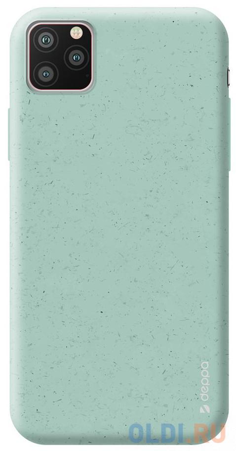 Чехол Deppa Eco Case для Apple iPhone 11 Pro Max, зеленый