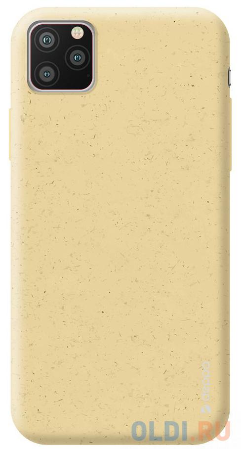 Чехол Deppa Eco Case для Apple iPhone 11 Pro, желтый