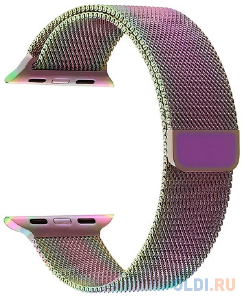 Ремешок Lyambda Capella для Apple Watch разноцветный DS-APM02-44-SC