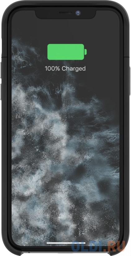 Чехол-аккумулятор Mophie Juice Pack для iPhone 11 Pro чёрный 401004417.