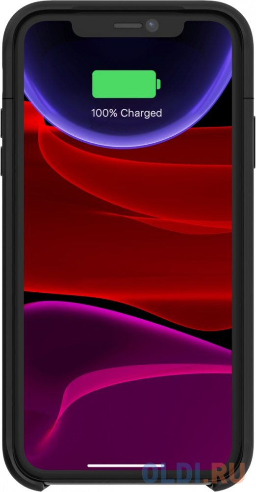 Чехол-аккумулятор Mophie Juice Pack для iPhone 11 чёрный 401004415.