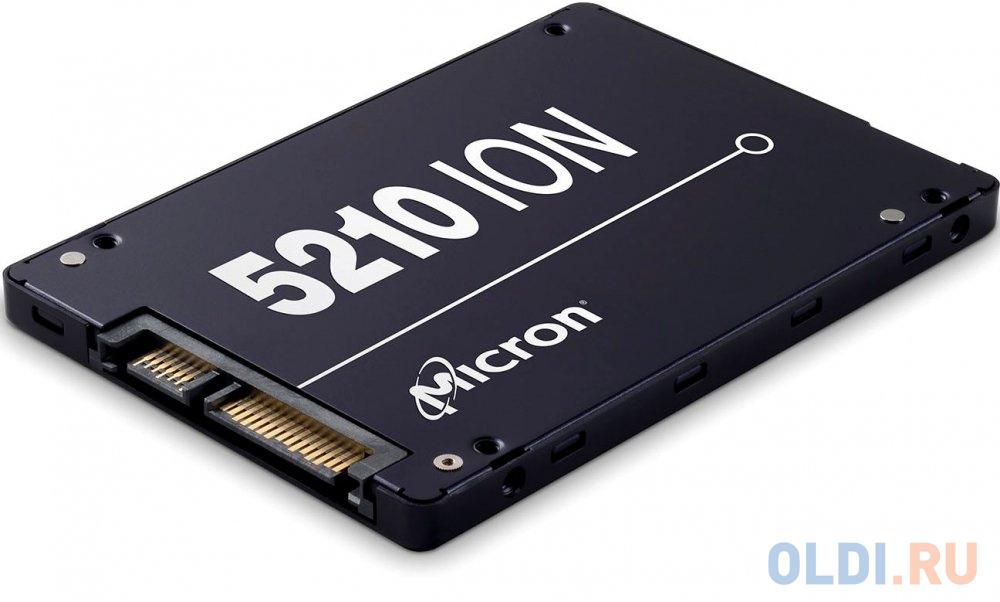 Micron 5210 3840GB SATA 2.5