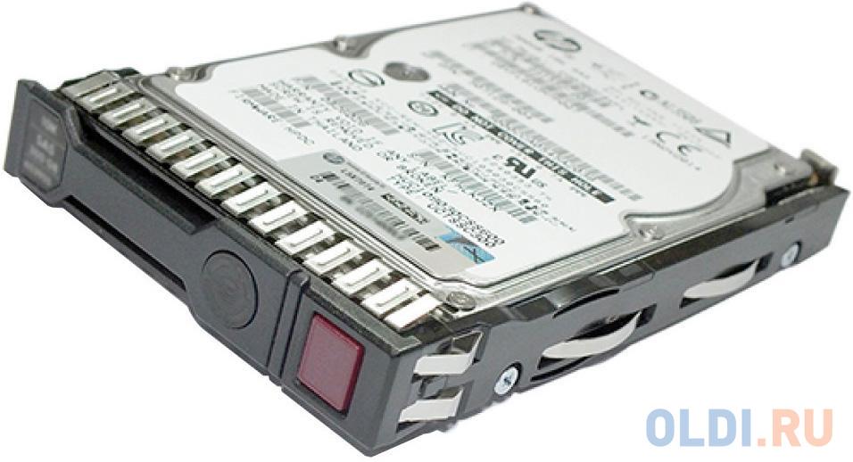 Жесткий диск HPE 1x600Gb SAS 15K 870757-B21 Hot Swapp 2.5 жесткий диск hpe 1x12tb sata 7 2k 881785 b21 hot swapp 3 5