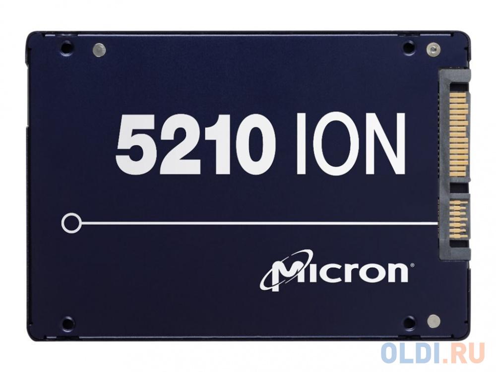 Micron 5210 1920GB SATA 2.5