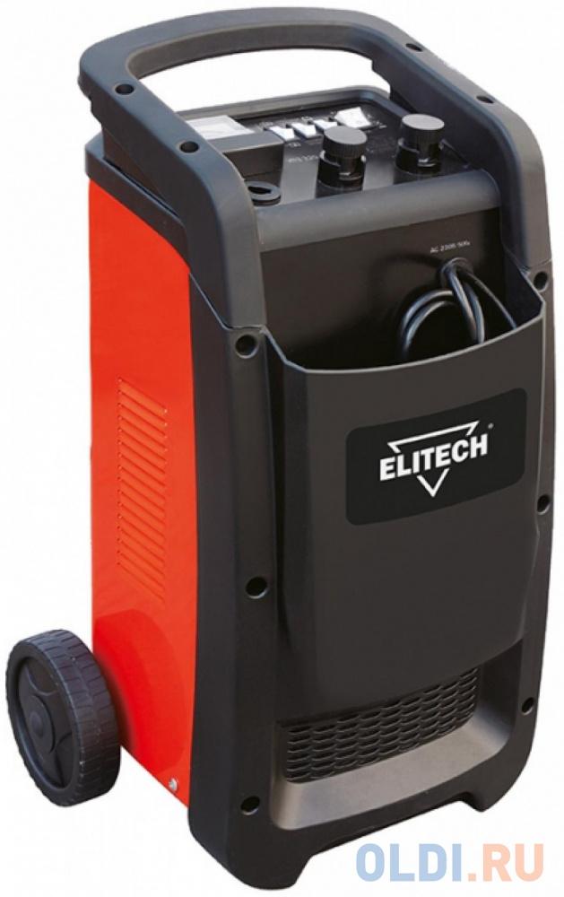 Устройство пуско-зарядное ELITECH УПЗ 320/180 12-24В 1/6.4кВт зар.16/30А акк30/500А пуск180А 15.2кг пуско зарядное устройство elitech упз 400 240