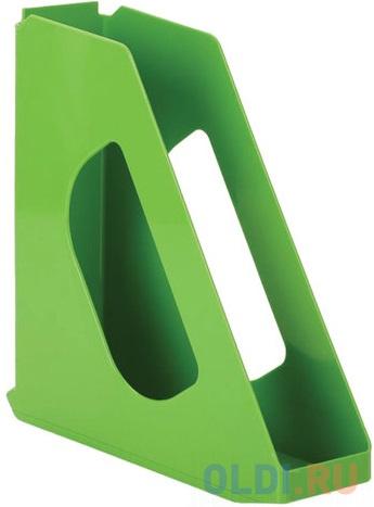 Лоток вертикальный для бумаг ESSELTE VIVIDA, ширина 72 мм, зеленый, 623938