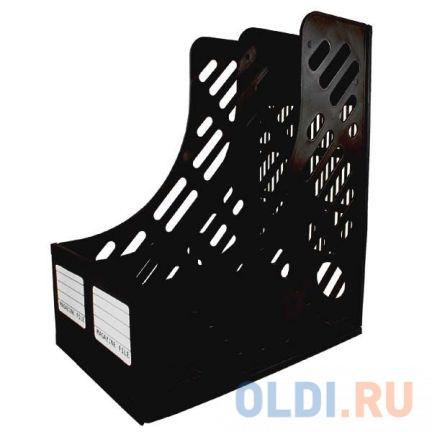 Лоток для бумаг, вертикальный, сборный, 2 секции, черный ST852BK лоток для бумаг sponsor вертикально горизонтальный семисекционный черный st905 7