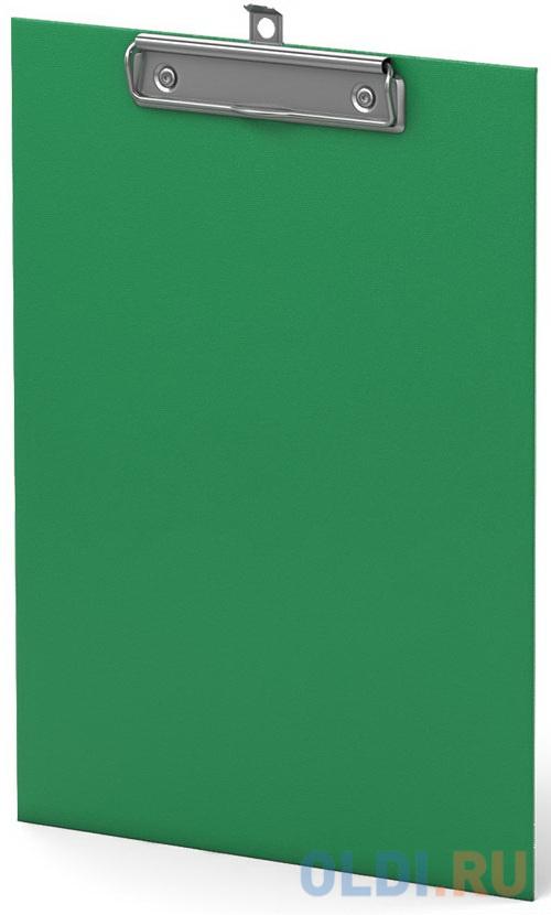 Планшет с зажимом ErichKrause® Standard, А4, зеленый