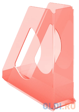 Лоток вертикальный Esselte 626278 Colour`Ice 72x256x260мм абрикосовый полистирол
