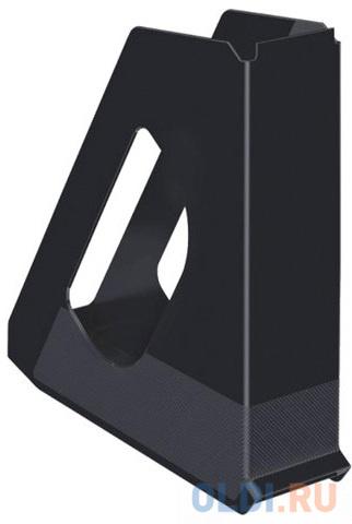 Лоток вертикальный для бумаг ESSELTE VIVIDA, ширина 72 мм, черный, 21440
