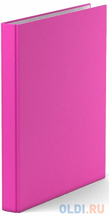 Папка–регистратор на 2 кольцах ErichKrause®, Neon, А4, 35 мм, розовый фото