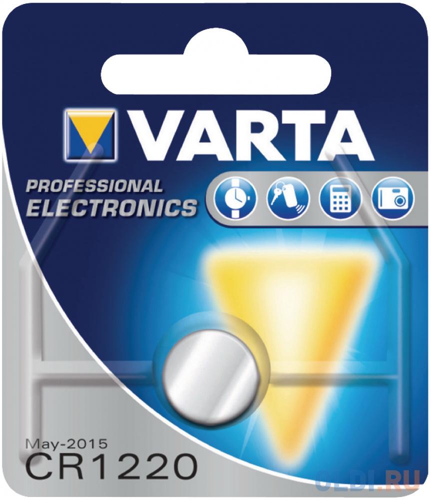 Батарейка Varta 6220 CR1220 1 шт