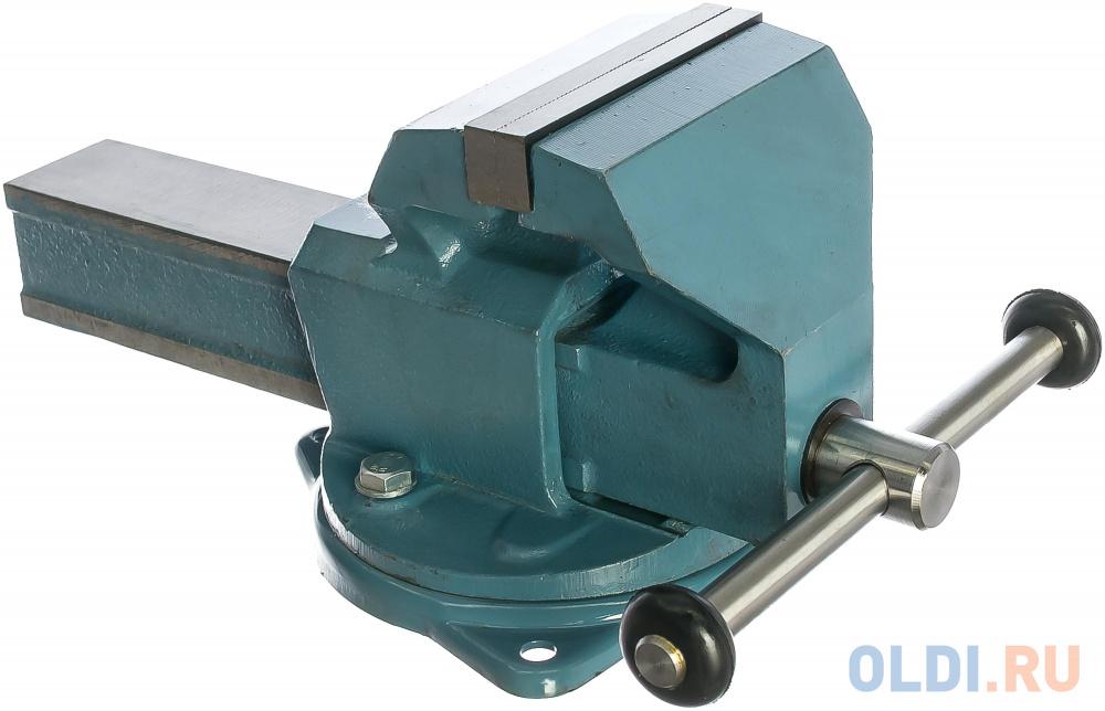 Тиски слесарные, 125 мм, поворотные (Глазов) </div> <div class=