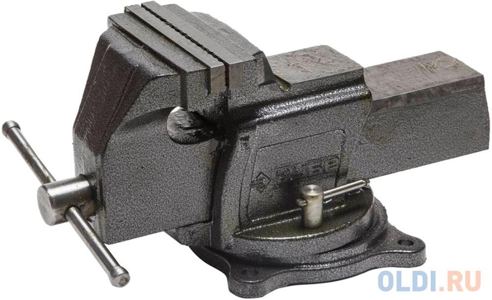 Фото - Тиски ЗУБР 32703-150 эксперт индустриальные поворотные 150мм тиски зубр 125мм с поворотным основанием эксперт 32606 125