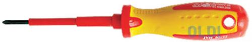 Отвертка MATRIX 12922 insulated sl8.0 x 150мм crmo до 1000 в двухкомп. рукоятка отвертка matrix insulated sl8 0 x 150 мм crmo до 1000 в двухкомпонентная рукоятка
