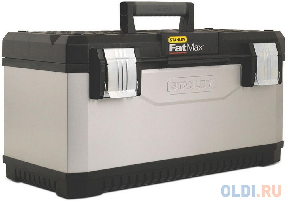 Ящик для инструментов STANLEY FatMax 1-95-616 23 584x293x295мм ящик для инструментов stanley 1 97 514