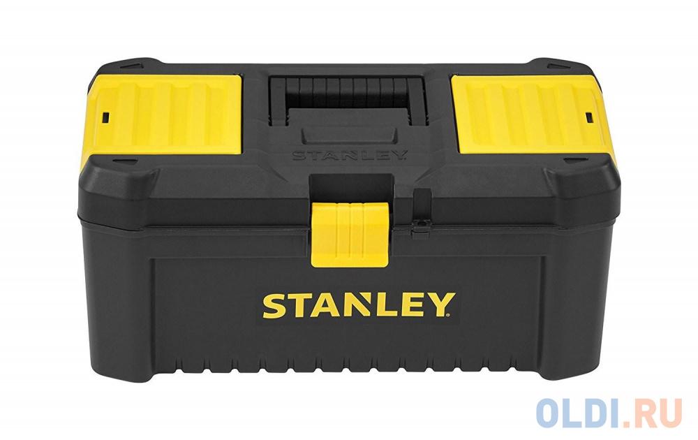 Ящик для инструмента STST1-75517 Stanley, шт ящик с органайзером stanley stst1 75517 essential 40 6x20 5x19 5 см 16 черный