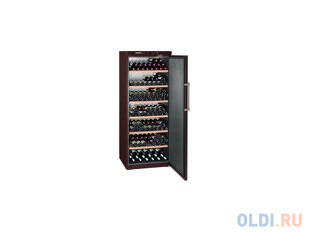 Винный шкаф Liebherr WKt 6451-20 001 коричневый.