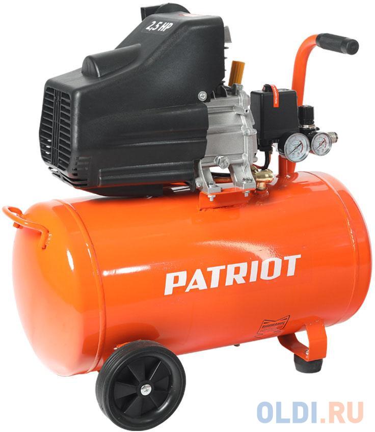 Компрессор Patriot EURO 50-260 1,8кВт компрессор patriot euro 50 260к 525306316