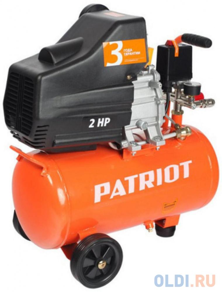 Компрессор Patriot EURO 24-240K 1,5кВт компрессор patriot euro 50 260к 525306316