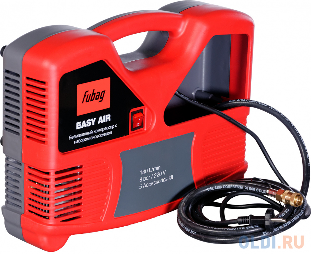 Компрессор Fubag Easy Air 1,1кВт 8215040К0А649