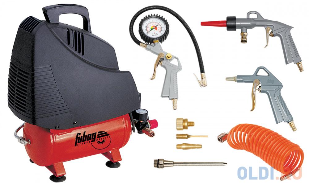 Компрессор Fubag SERVICE MASTER KIT + набор из 6 предметов 8213790KOA604  8213790KOA542.
