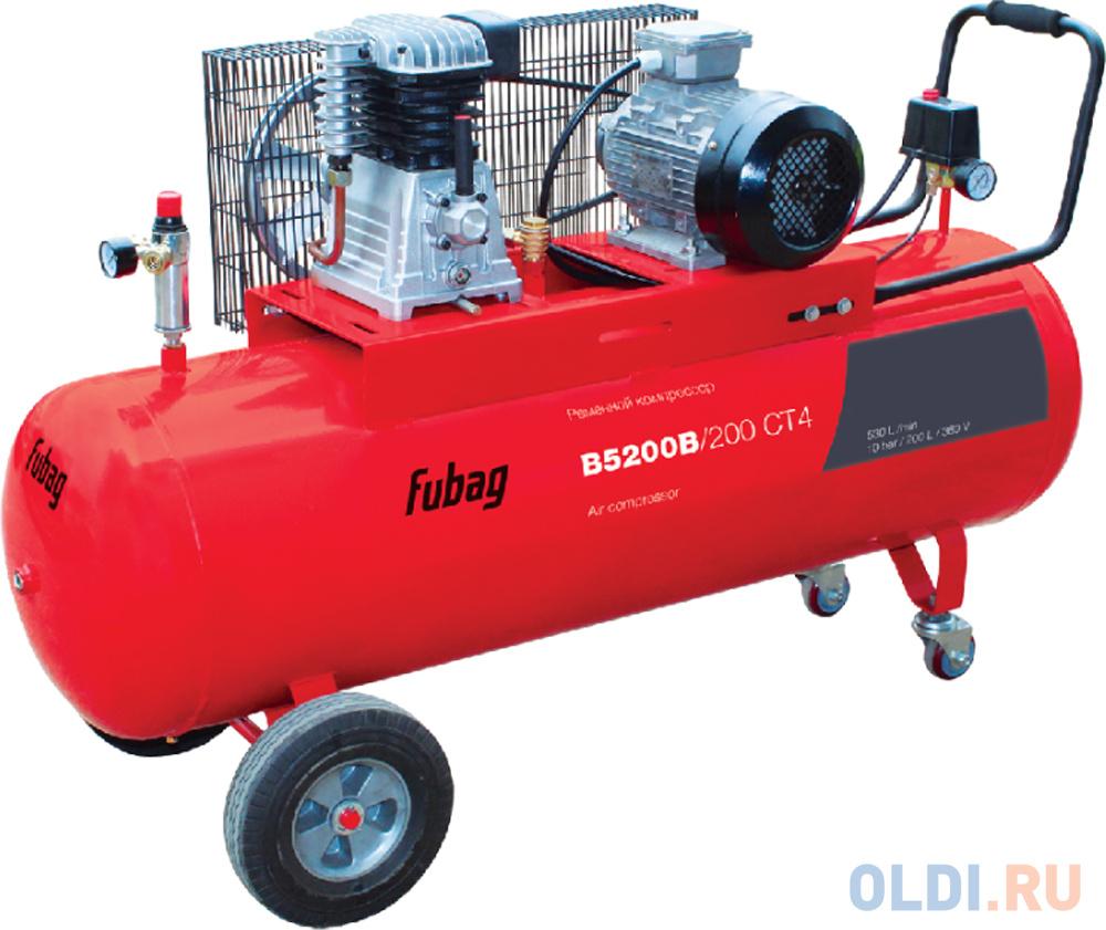 Компрессор Fubag B5200B/200 3.0кВт.