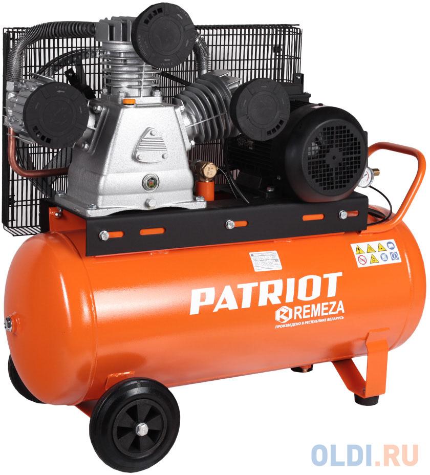 Компрессор Patriot Remeza СБ 4/С-100 LB 75 5,5кВт компрессор ременной patriot remeza сб 4 с 100 lb 40